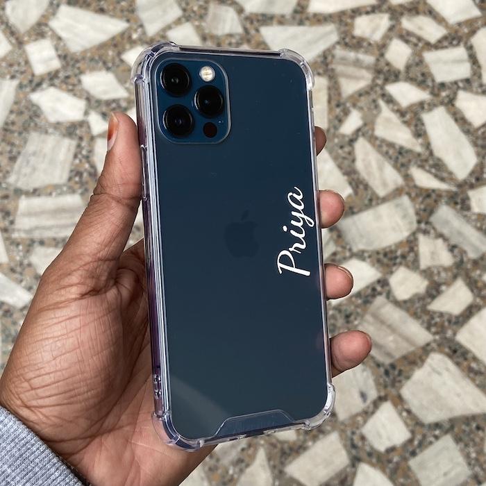 iphone 12 custom case