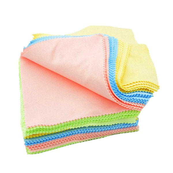 Microfiber Cloth for Cleaning Phone Screen