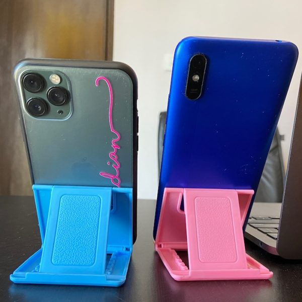 cute phone holder