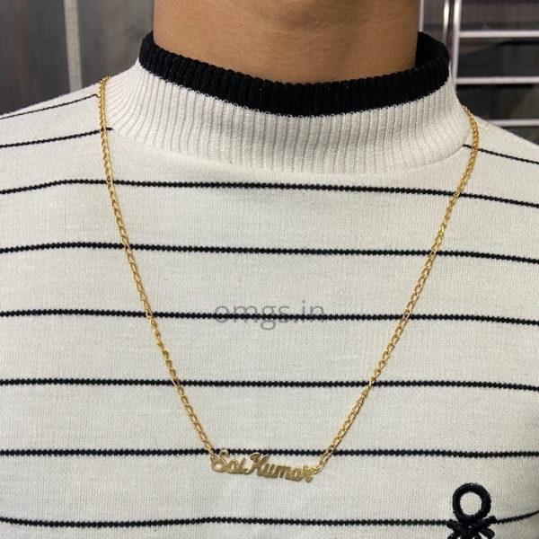 custom text jewellery
