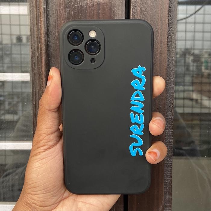 custom iphone Silicone Case