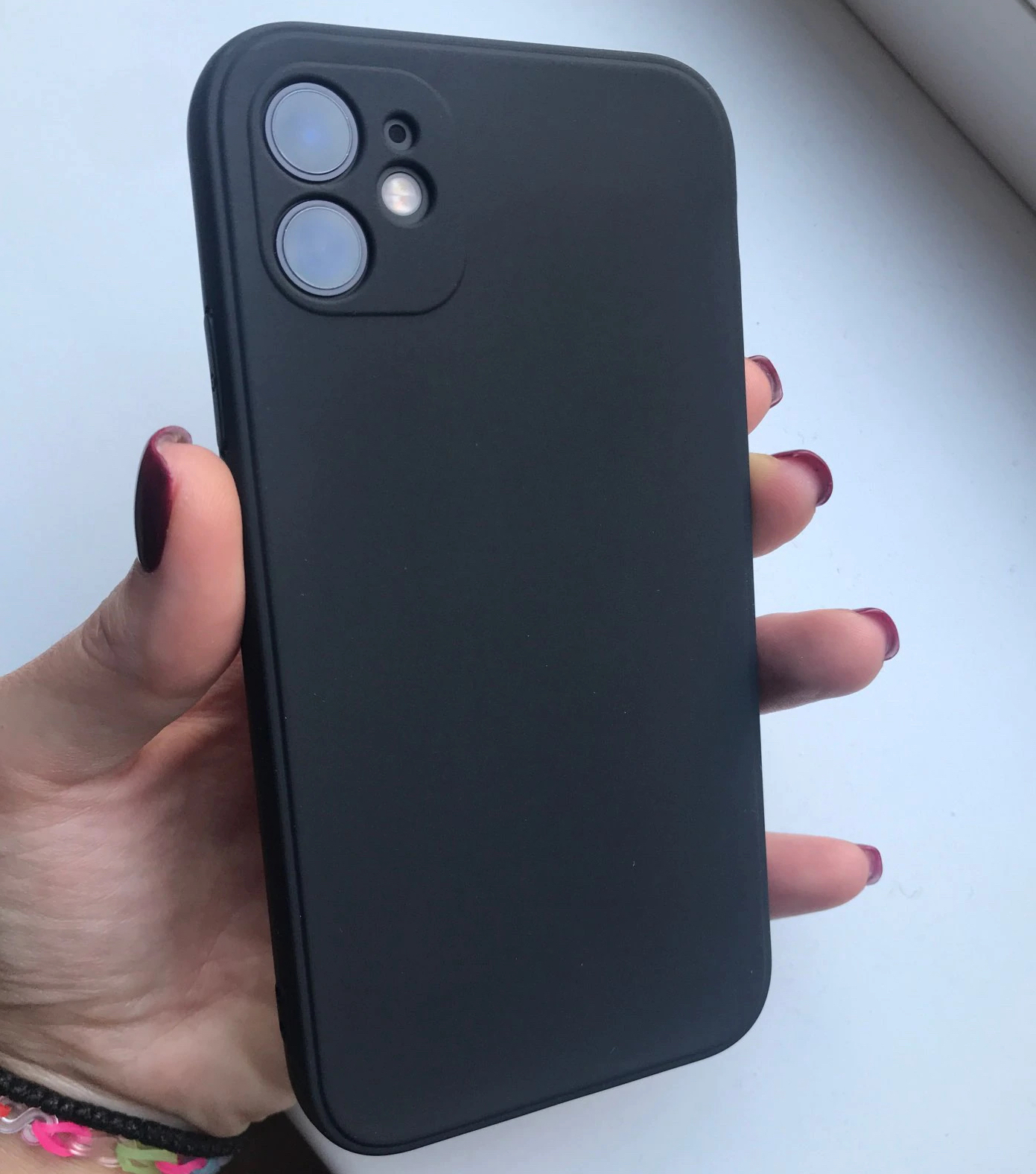 customised silicon iphone case