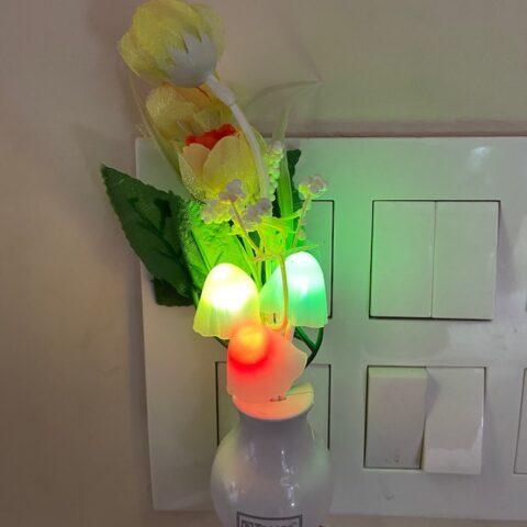 mushroom romantic night lamp v1