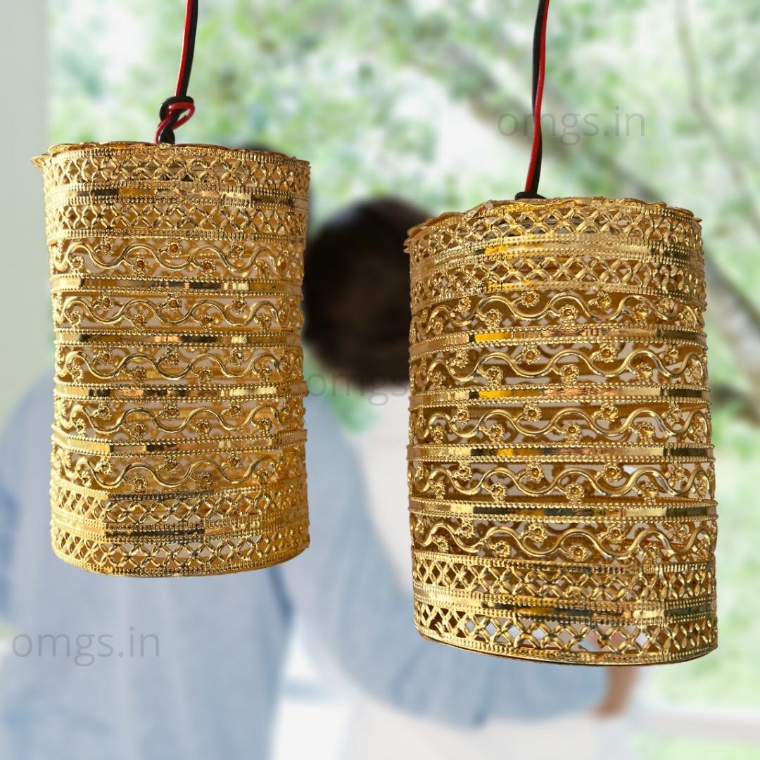 romantic balcony lamp