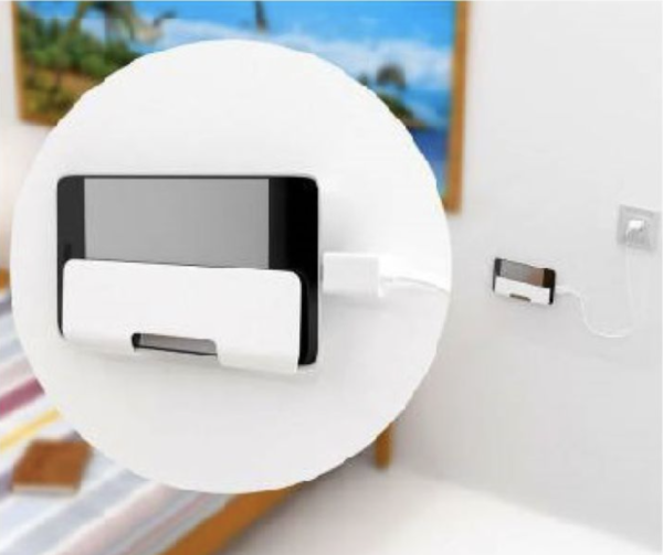 Mobile Charging Stand Wall Holder
